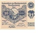 10 Heller (Senftenberg) – obverse