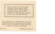 10 Heller (Senftenberg) – reverse
