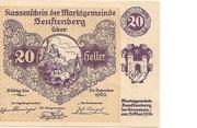 20 Heller (Senftenberg) – obverse
