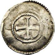 Denier - Renaud II – reverse