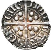 Esterlin - Waleran II de Luxembourg – reverse
