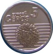 5 Europ Ceros – reverse