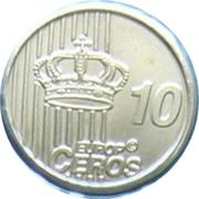 10 Europ Ceros – reverse