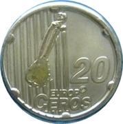 20 Europ Ceros – reverse