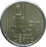 50 Europ Ceros – reverse