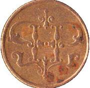 Token - National Bank of Serbia – reverse