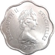 5 Cents - Elizabeth II (FAO) – obverse