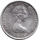 1 Cent - Elizabeth II (FAO) – obverse