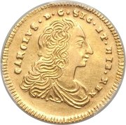 2 Once - Carlo – obverse