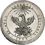 1 Oncia - Carlo III (IV) – reverse