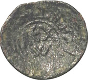 ½ Follaro - William I – obverse