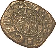 1 Denaro - Alfonso V – reverse