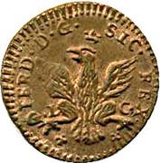 3 Piccioli - Ferdinando III – obverse
