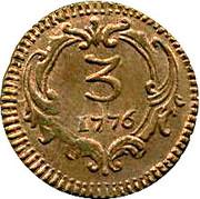 3 Piccioli - Ferdinando III – reverse