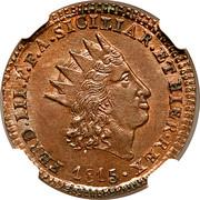 2 Grani - Ferdinando III – obverse