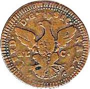 1 Grano - Ferdinando III – obverse