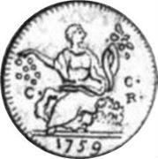 ½ Carlino - Carlo – reverse