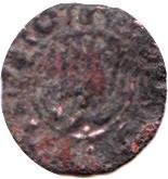 1 Denaro - Petri III – obverse