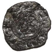 1 Denaro - Federico III d'Aragona – obverse