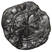 1 Denaro - Federico III d'Aragona – reverse