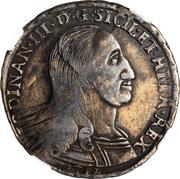 12 Tari - Ferdinando III – obverse