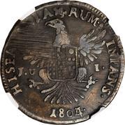 12 Tari - Ferdinando III – reverse