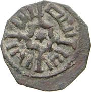 ½ Follaro - Ruggero II (Stella 6 punte) – obverse