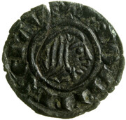 1 Denaro - Federico II – obverse