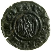 1 Denaro - Federico II – reverse