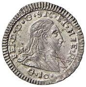 10 Grani - Ferdinando III – obverse