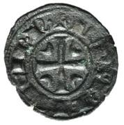 Denier - Federico II – reverse