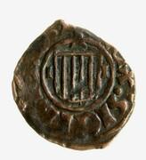 1 Denaro - John II – reverse