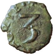 3 Piccioli - Carlo II – reverse