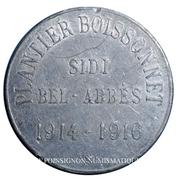 10 Centimes (Horlogerie Plantier-Boissonet) – obverse