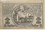 5 Heller (Sierning) -  reverse