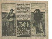 50 Heller (Sierning) -  reverse