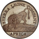 1 Cent (Sierra Leone Company) – obverse