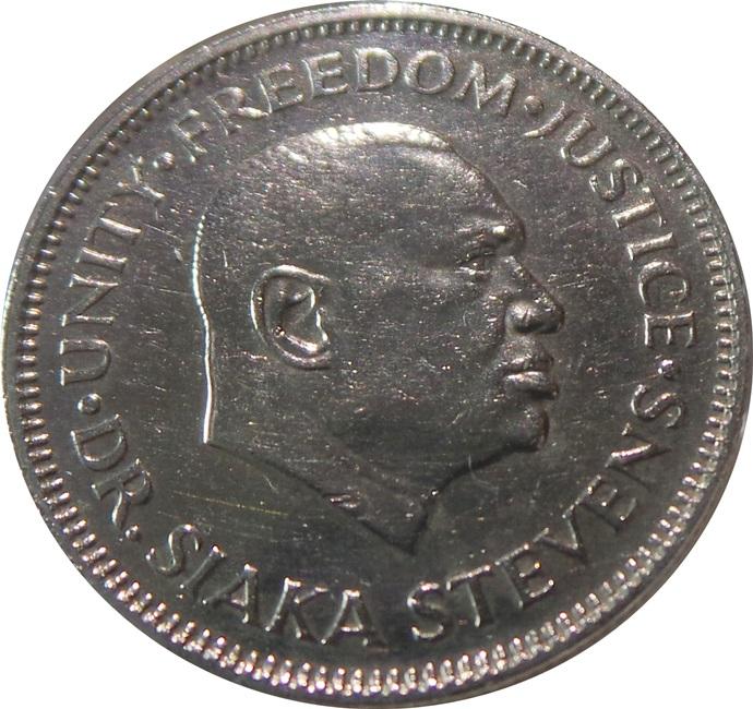 1980 10 cent  unc coin