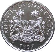 1 Dollar (Princess Diana-Aids Campaign) – obverse