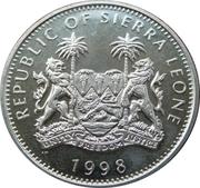 1 Dollar (David Livingstone) – obverse
