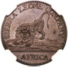 10 Cents (Sierra Leone Company) – obverse