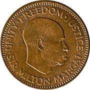 ½ Cent -  obverse