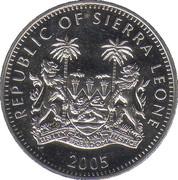 1 Dollar (Hippo) – obverse