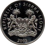 1 Dollar (Golden Jubilee) – obverse