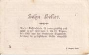 10 Heller (Sigmundherberg) -  reverse