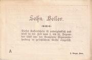 10 Heller (Sigmundsherberg) -  reverse