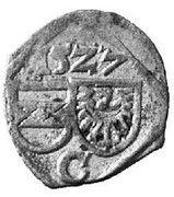 1 Pfennig - Ferdinand I – obverse