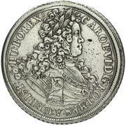1 Thaler - Karl VI (Breslau) – obverse