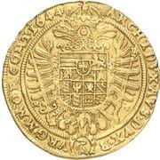 2 Ducat - Ferdinand III (Breslau) – reverse