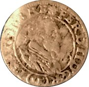1 Kreuzer - Ferdinand II (Oppeln) – obverse